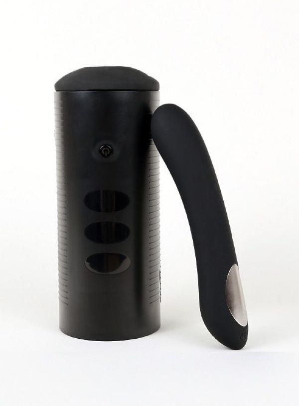 Набор для секса на расстоянии: мастурбатор Titan и вибратор Pearl 2