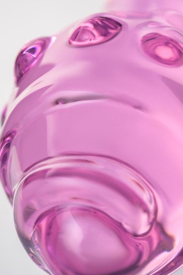 Розовая вагинальная втулка - 17 см.
