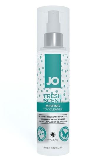 Чистящее средство для игрушек JO Misting Toy Cleaner - 120 мл.