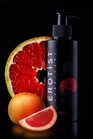 Массажное масло Erotist GRAPEFRUIT с ароматом грейпфрута - 150 мл.