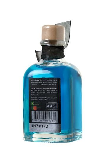 Массажное масло Orgie Lips Massage со вкусом сахарной ваты - 100 мл.