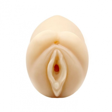 Двусторонний мастурбатор Gemini - ротик и вагина