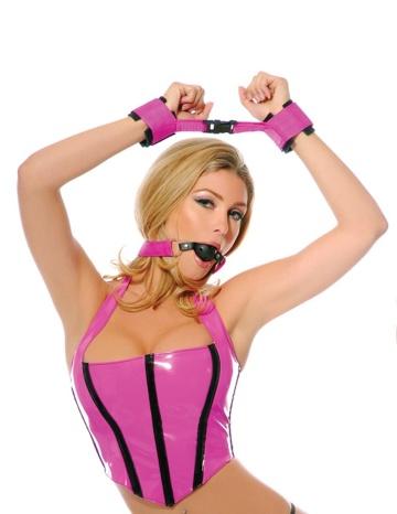 Бондажный набор Pink Passion Bondage Kit