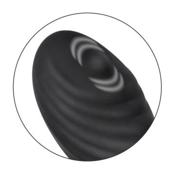 Перезаряжаемый массажер простаты Eclipse Roller Ball Probe - 12,75 см.