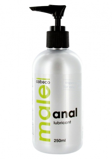 Анальный лубрикант MALE Cobeco Anal Lubricant - 250 мл.
