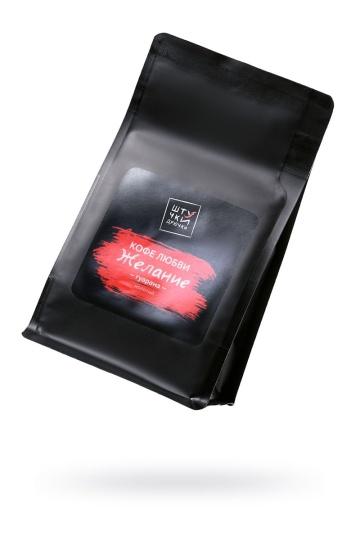 """Молотый кофе любви """"Желание"""" с гуараной - 112 гр."""