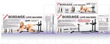 Секс-машина Bondage