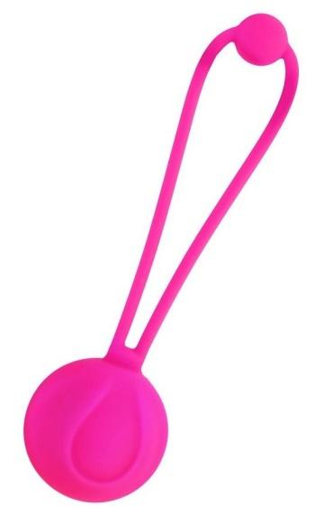 Розовый вагинальный шарик BLUSH