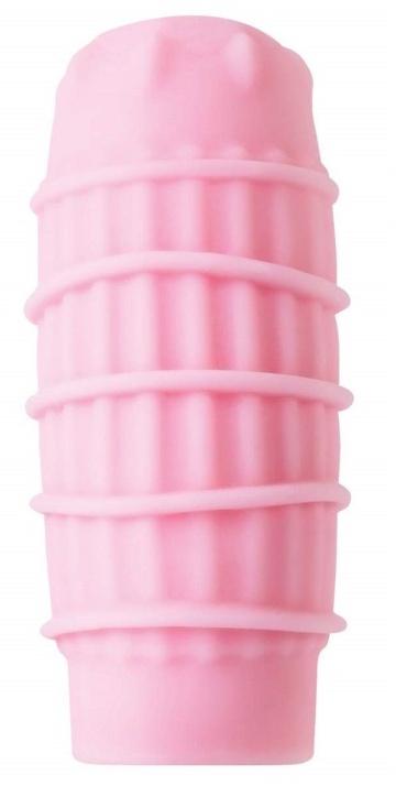Розовый мастурбатор Hedy