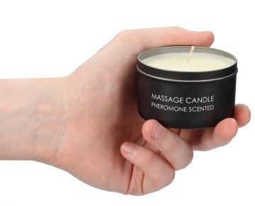 Массажная свеча с феромонами Massage Candle Pheromone Scented