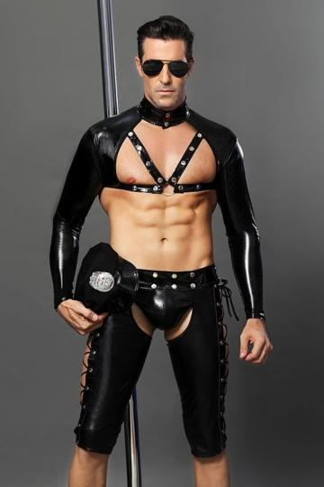 Игровой костюм полицейского Josh