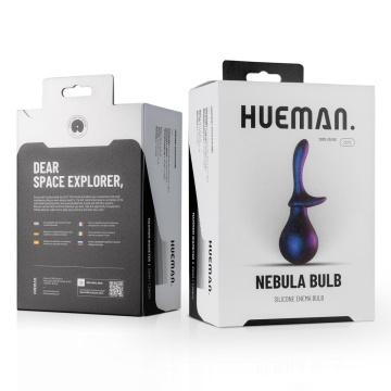 Фиолетовый анальный душ Nebula Bulb
