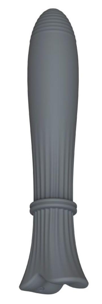 Темно-серый пульсатор Gita - 20 см.