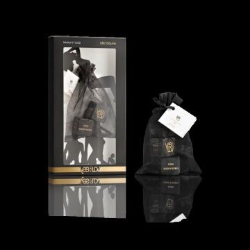 Черные игровые кубики для пар YESforLOV