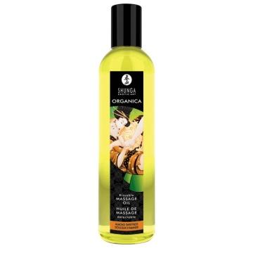 Массажное масло Almond Sweetness с ароматом миндаля - 250 мл.