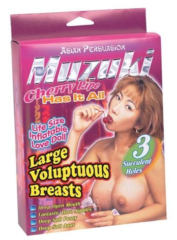 Надувная секс-кукла Muzuki Cherry Ripe