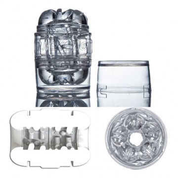 Мастурбатор Fleshlight - Quickshot Masturbator Clear