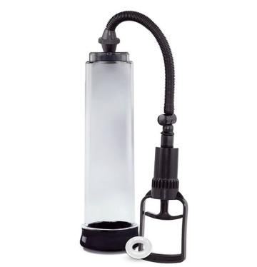 Прозрачная вакуумная помпа PERFORMANCE VX3