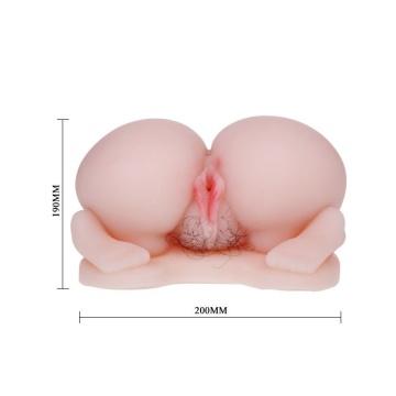 Мастурбатор вагина + анус с голосовым сопровождением и вибрацией