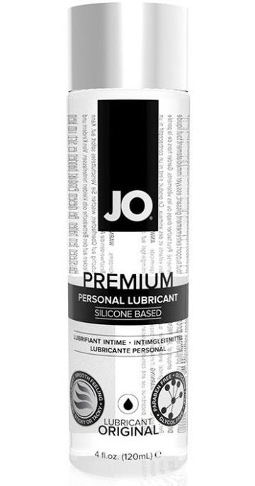 Лубрикант на силиконовой основе JO Personal Premium Lubricant - 120 мл.