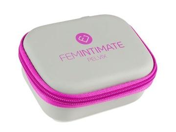 Набор для интимных тренировок Pelvix Concept: контейнер и 3 шарика
