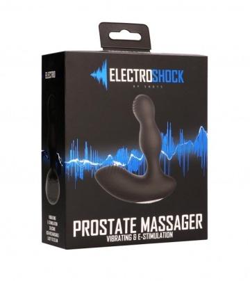 Массажёр простаты с электростимуляцией E-Stimulation Vibrating Prostate