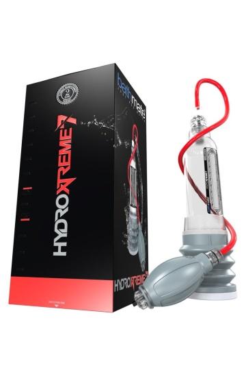 Прозрачная гидропомпа HydroXTREME7
