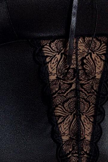 Сексуальный корсаж Lauren с изысканным кружевом